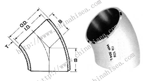 45°-stainless-steel-elbow-long-radius-ASME-ANSI-B16.9-show.jpg