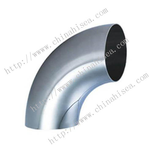 90° stainless steel buttweld elbows