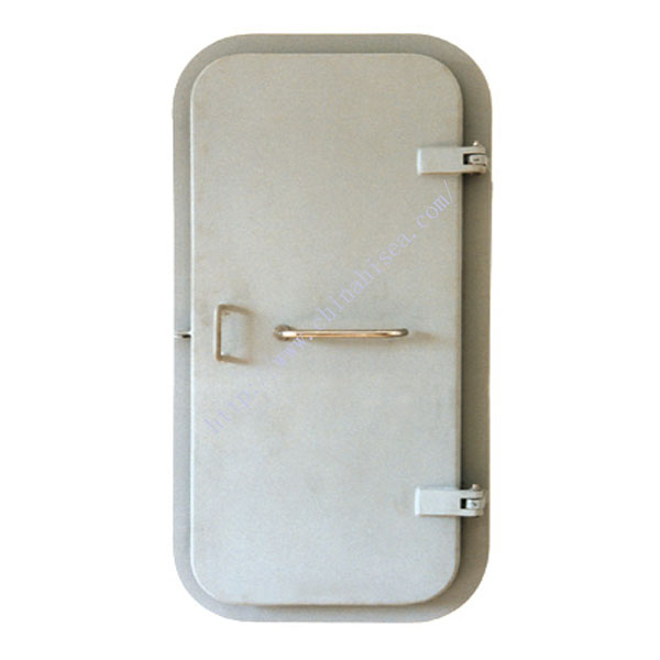 Marine Steel Single Handle Door