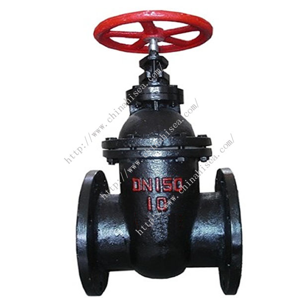 Water Treatment Gate Valve