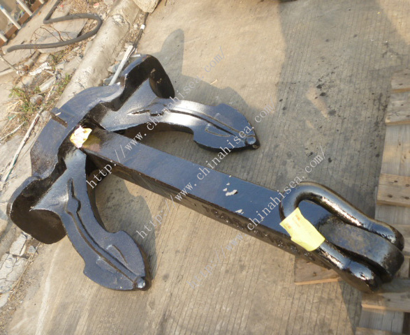Marine Japan Stockless Anchor