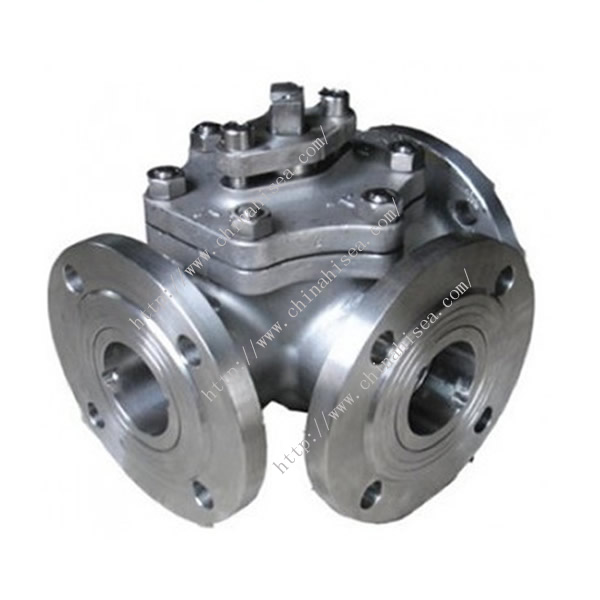 T Type L Type Three Way Ball Valve