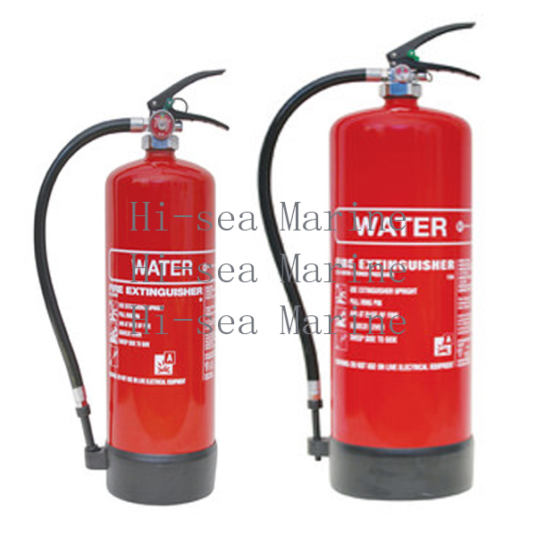 6 ltr, 9 ltr Water Fire Extinguishers