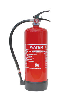 9 Litre Water Extinguishers