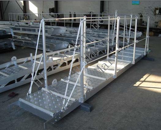Step Ladder Gs Manufacturers Mail: Aluminum Wharf Ladder (Flat Type),Aluminum Wharf Ladder