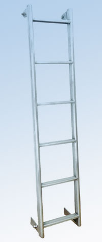 <strong>Stainless Steel Vertical Ladder</strong>