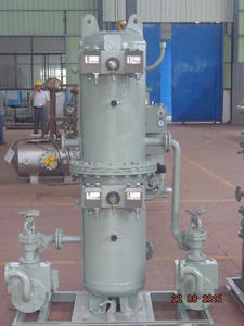 Marine Fresh-water & Sea-water Combined Hydrophore Tank