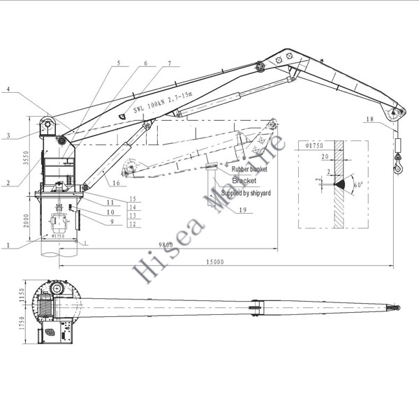 Crane Truck Boom Parts Diagram ImageResizerTool Com