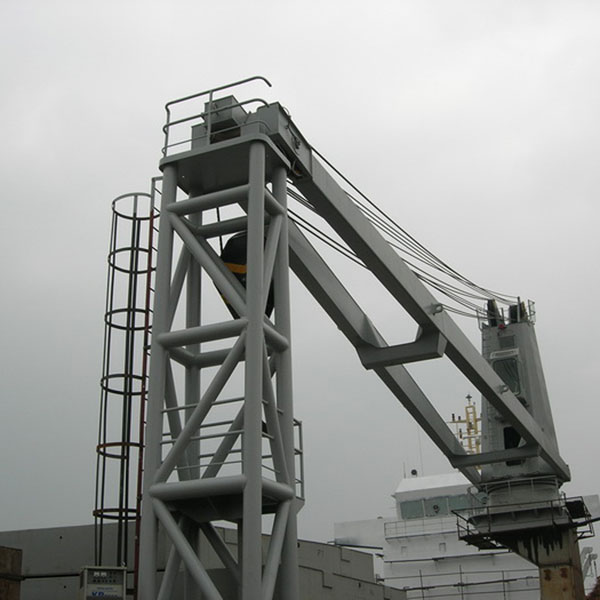 Electric Hydraulic Marine General Cargo Crane