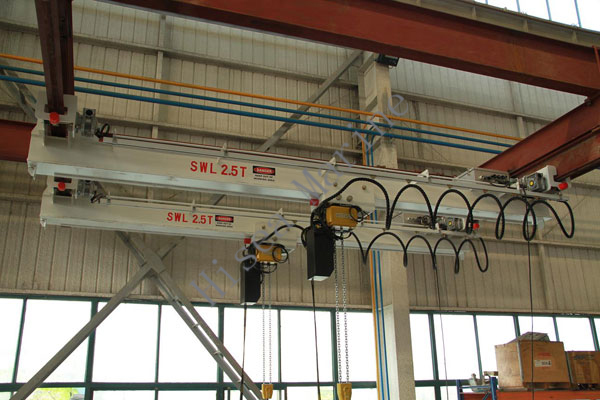 Electric Marine Engine Room Crane