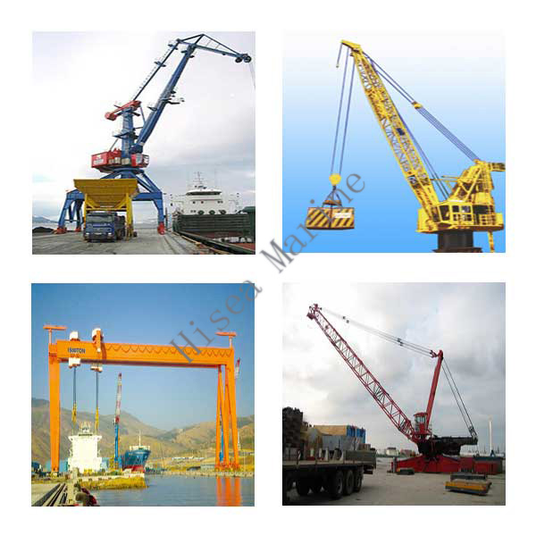 Knuckle Boom Cranes Manufacturers : Electric hydraulic marine knuckle boom crane