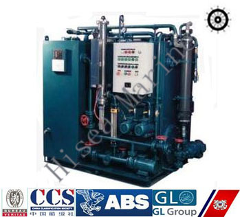 Biochemical Domestic Sewage Treatment Unit