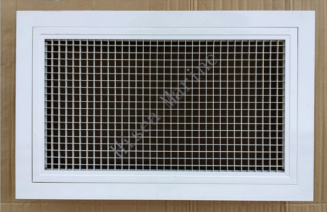 Metal Egg Crate Grille : Egg crate grilles air diffuser