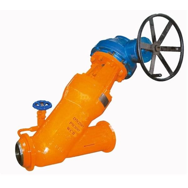 High Temperature Power Station Valve
