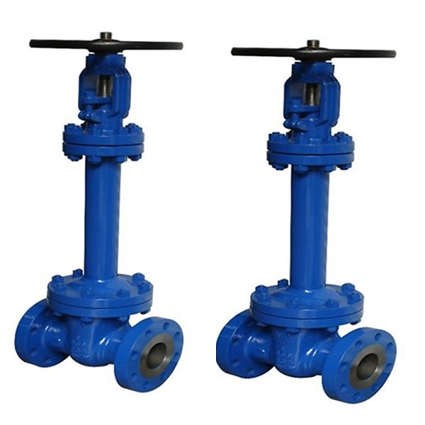 Flange Type Bellow Seal Gate Valve