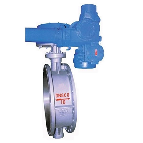 Large Port Butterfly Valve