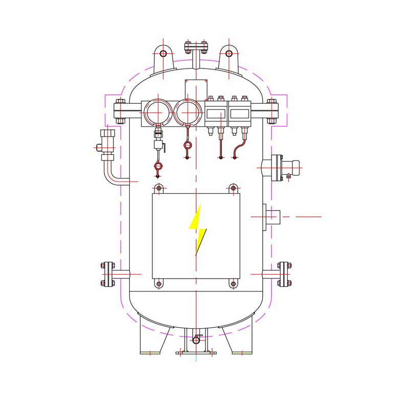 DRG-0.3 Water Heater