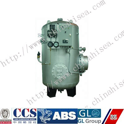 ZDR Series Steam and Electrical Heating Hot Water Vessel
