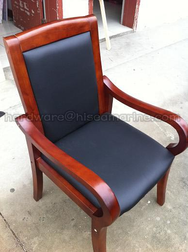 <strong>Marine Leather Chair</strong>