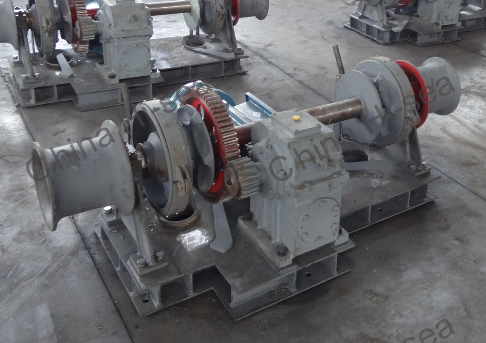 Electric Double Windlass