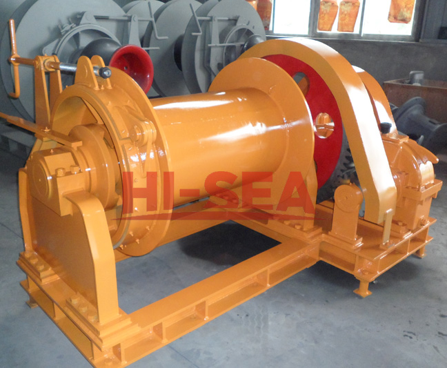 Electric Horizontal Windlass